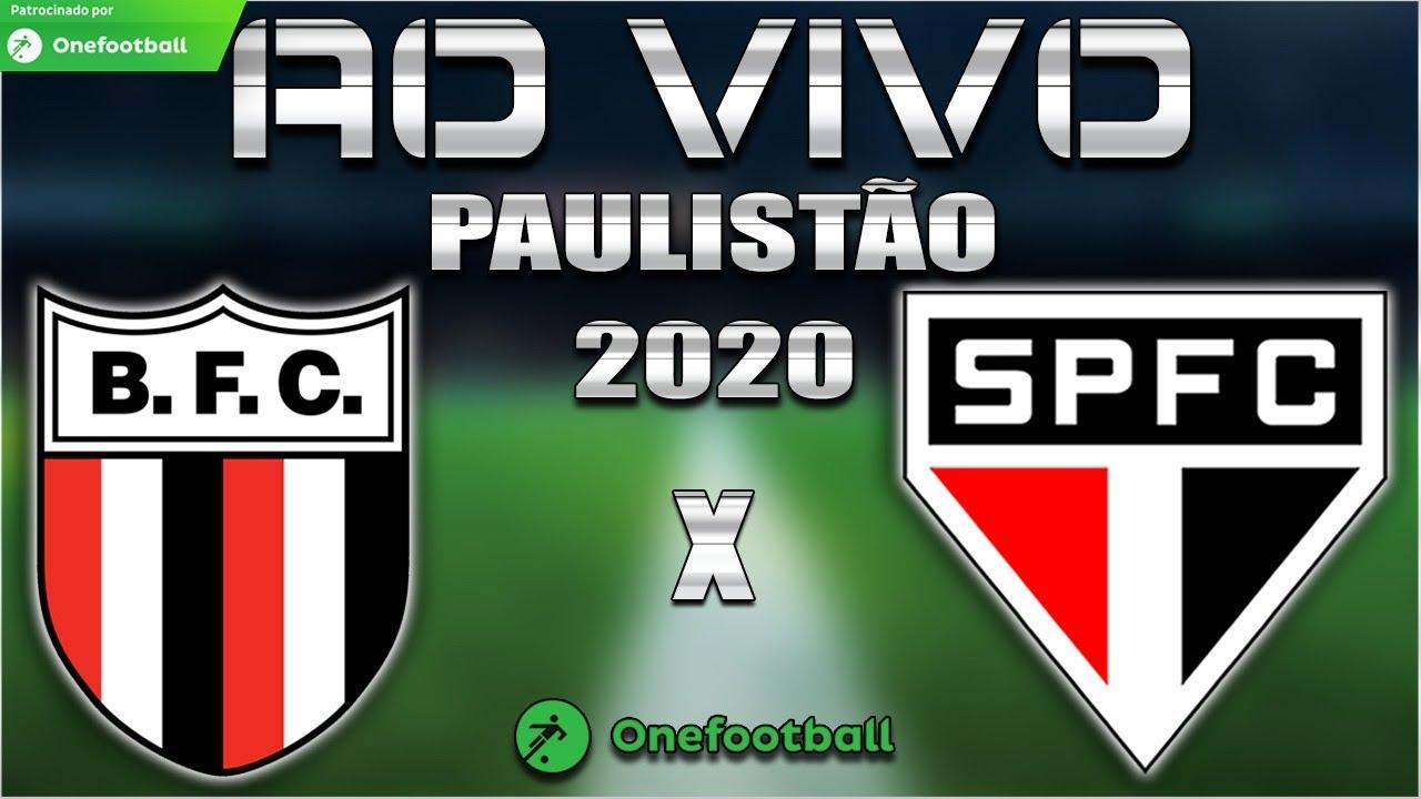 Resultado de imagem para Botafogo-SP x São Paulo - 08/03/20 - Campeonato Paulista - Futebol JP