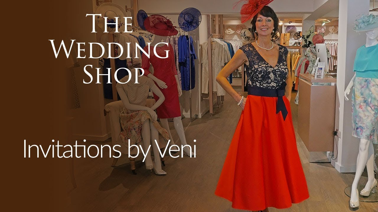 f3312e6dc3f Invitations by Veni for Mother of the Bride   Groom - YouTube