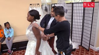 Nice Problem To Have: Did This Bride Lose Too Much Weight?!