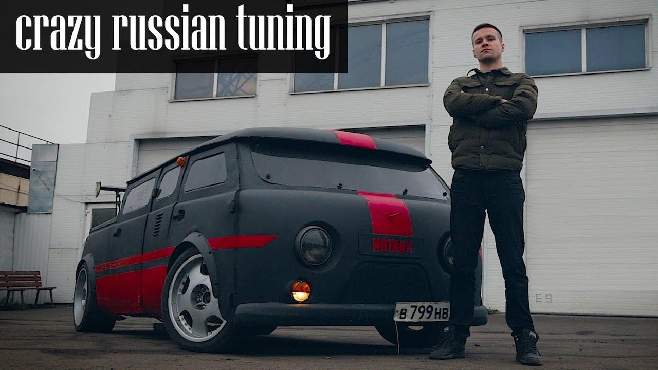Това е най-лудата УАЗ-ка в Русия! Ето как  беше създадена тя!