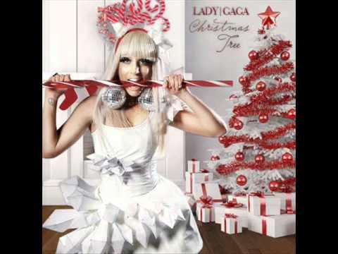 Lady Gaga - Christmas Tree (Karaoke).