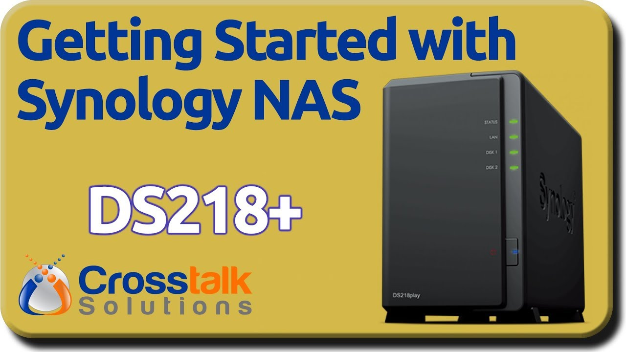 Getting Started With Synology