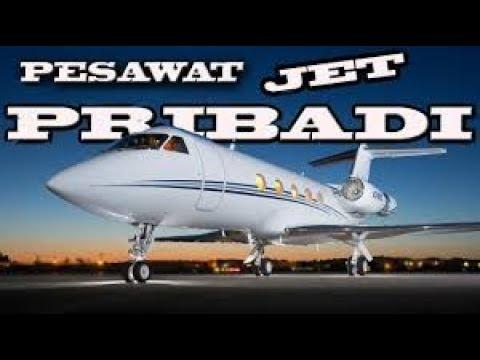 Tokoh ini Yang Punya Pesawat dan Jet di Indonesia
