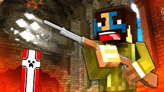 AA BATTERY - Minecraft WW2 - S5E8 (Heroes and Generals Roleplay)