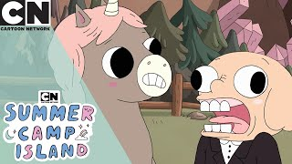 Summer Camp Island | Caboodle The Unicorn | Cartoon Network UK