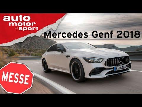 Die Highlights von Mercedes – Genf 2018 | auto motor und sport