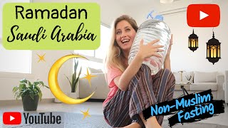 Ramadan Vlog Fasting for the First Time (as a non-muslim)