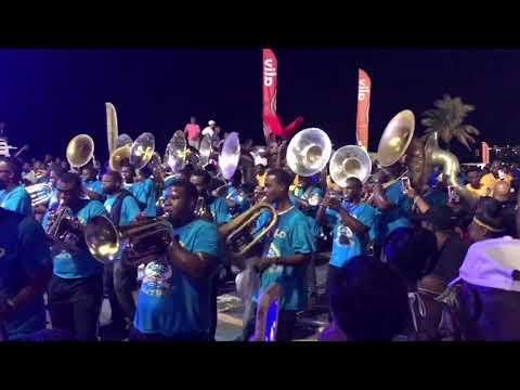 Valley Boys @ 2017 Junkanoo Summer Festival - Music competition 🙌🏿