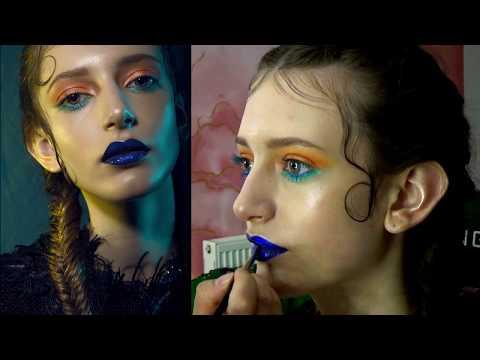 How I do editorial makeup for magazines ?