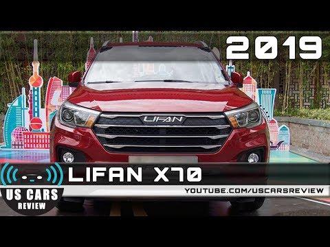 2019 LIFAN X70 Review