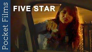 Hindi Short Film - Five Star - Conversation between a lady passenger and a cab driver
