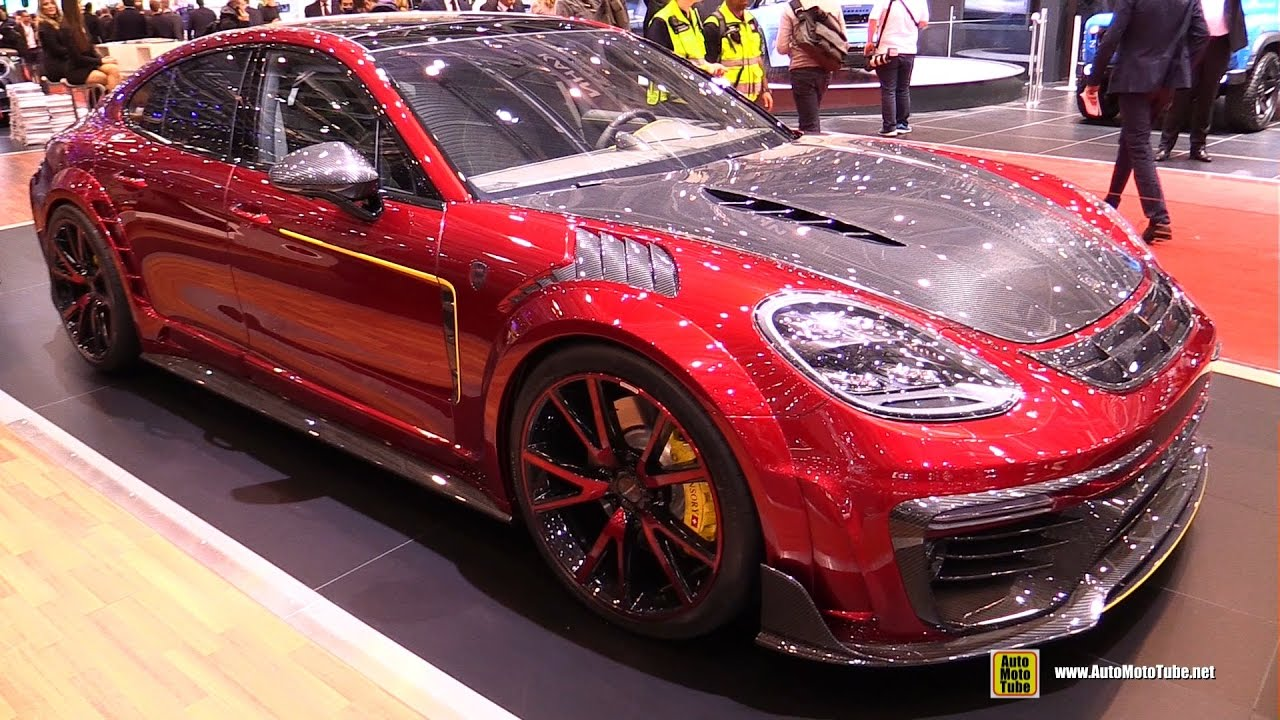 2017 Porsche Panamera Turbo Mansory Exterior And Interior