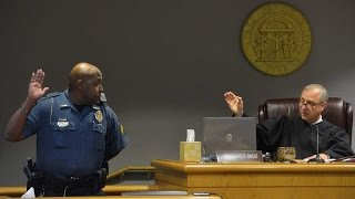 Crooked Cop Tries To Fix Evidence In Courtroom thumbnail