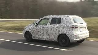 Next-generation Honda Jazz / Fit spy video
