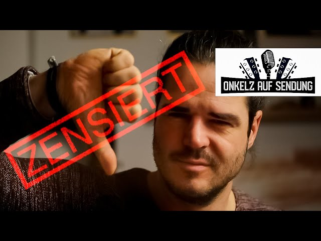 Böhse Onkelz Zensur bei Youtube -  Kurzfilm Nero für immer gesperrt?  - ep. 05