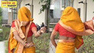 DJ REMIX में न्यू धमाका //नई बहू का कमरतोड़ डांस //Bhole shastri #सुपरहिट लोकगीत #Deshi Dance
