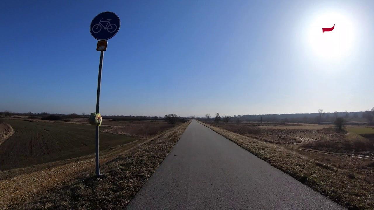 Wiślana Trasa Rowerowa (WTR) Bobrek-Jankowice