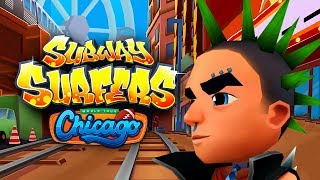 SUBWAY SURFERS - CHICAGO 2018 ✔ SPIKE AND 35 MYSTERY BOXES OPENING