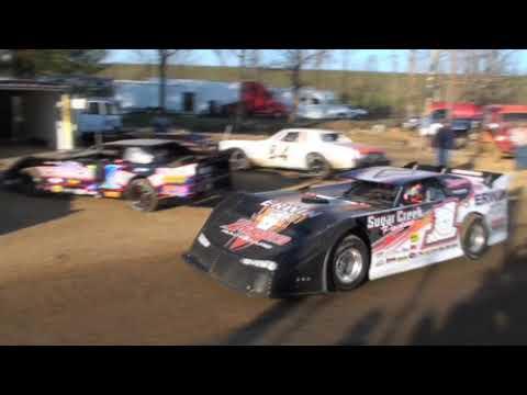 Wayne Chinn - Brownstown Speedway - 2009 Icebreaker - The Sniper