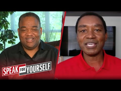 Isiah Thomas speaks on Michael Jordan, The Last Dance, & Pistons' legacy | NBA | SPEAK FOR YOURSELF