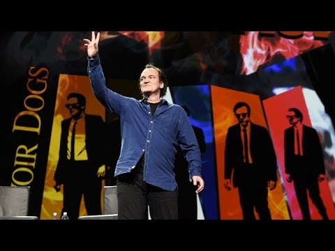 Quentin Tarantino @ Adobe MAX—The Creativity Conference