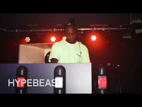 "Virgil Abloh DJs to Create a ""Cultural Moment"""