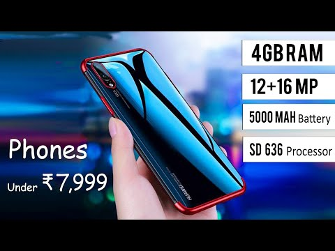 Top Best Smartphone Under 8000 | 2020 [February] | Top Best Mobile Phone Under 8000 In India 2020