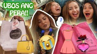 UBOS ANG KINITA KO DAHIL SA BIGLAANG SHOPPING! (Manila Sundance Haul)