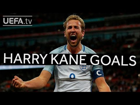 WORLD CUP HERO: HARRY KANE