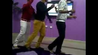 رقص شباب السعوديه اغنيه خلهامستوره روعه لايفوتكم