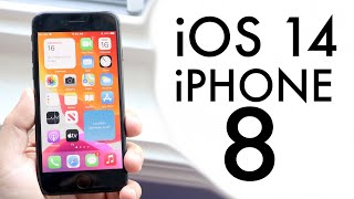 iOS 14  On iPhone 8! (Review)