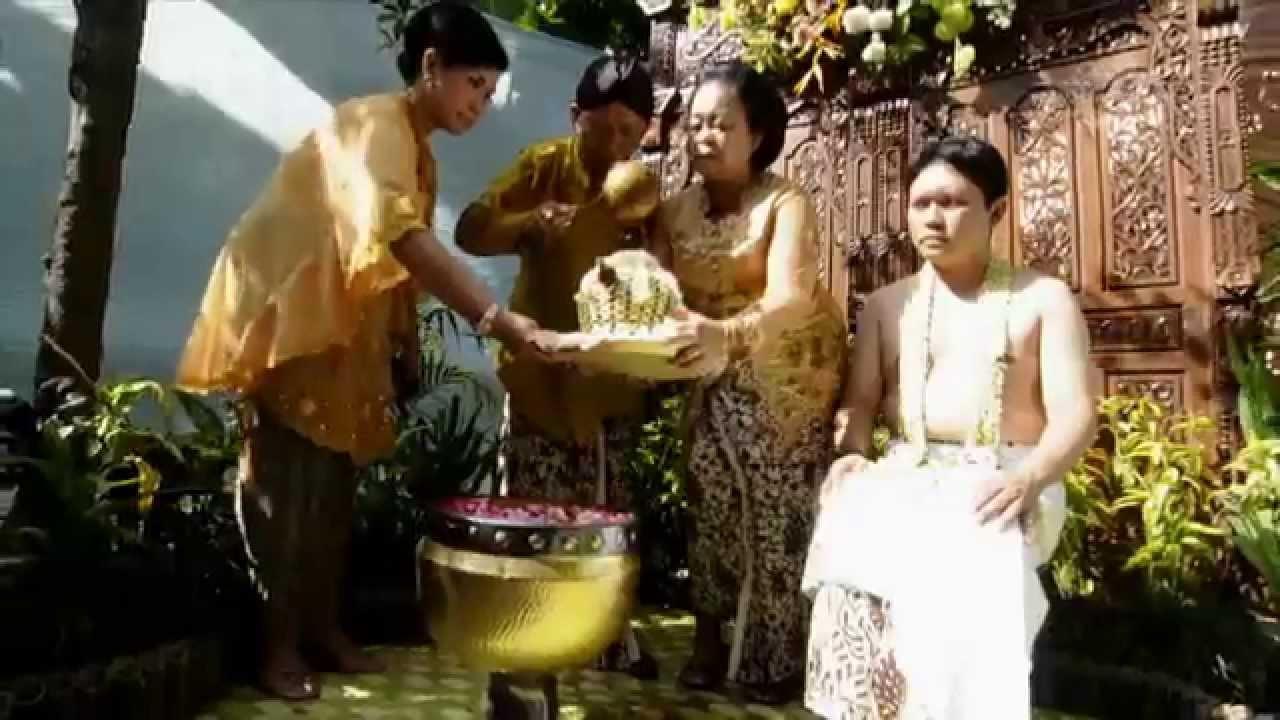 Cindhelaras Photography: Prosesi Siraman Adat Jawa [Wedding Clip Yogyakarta]