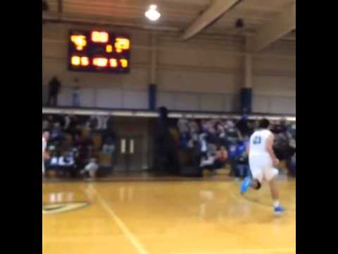 Fran Rafferty Buzzer beater vs Neumann