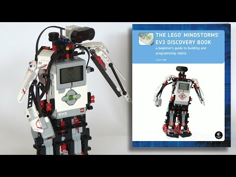 LEGO MINDSTORMS EV3 Discovery Book: A Beginner's Guide to