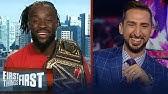 Kofi Kingston talks SummerSlam, Randy Orton &amp SmackDown coming to FOXWWEFIRST THINGS FIRST