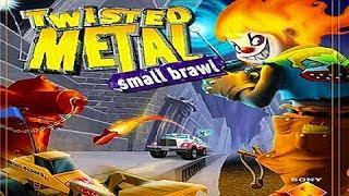 Sony PlayStation 1 Игры: Twisted Metal Small Brawl 2001. Выпуск #7