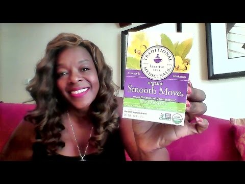 Kratom Traditional Medicinals Smooth Move® Tea Or Capsules