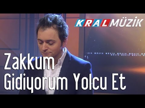 Kral Pop Akustik - Zakkum - Gidiyorum Yolcu Et