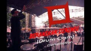 [Drum Cam] Beranikan Dirimu - KOTAK | Compilation Drum Cam 2019 | gilang_nr