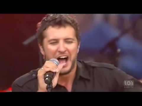 Luke Bryan Live Hickory Hills Lakes Ohio