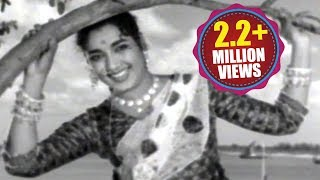 Mooga Manasulu Songs - Godari Gattundi Gattu Meeda - Akkineni Nageswara Rao, Jamuna
