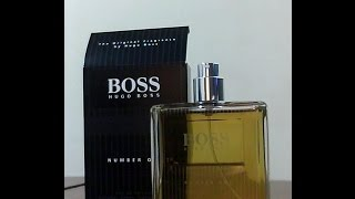 Hugo Boss Number One Review SmellsGood Episode#4 - A scent for power dressers
