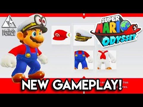 Seaside Kingdom CONFIRMED! NEW Super Mario Odyssey Luncheon Gameplay (Analysis + Impressions)