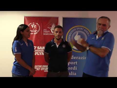Intervista a Federico Paria e Vito Del Priore - 27 Luglio 2017