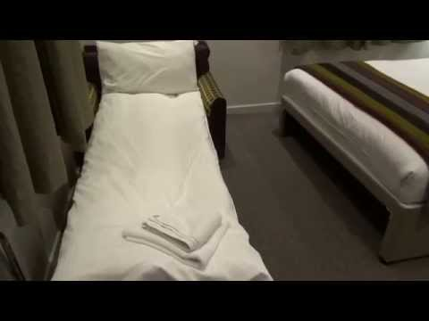 London Best Western Plus Seraphine Hammersmith Hotel - Double Room with Sofa Bed London