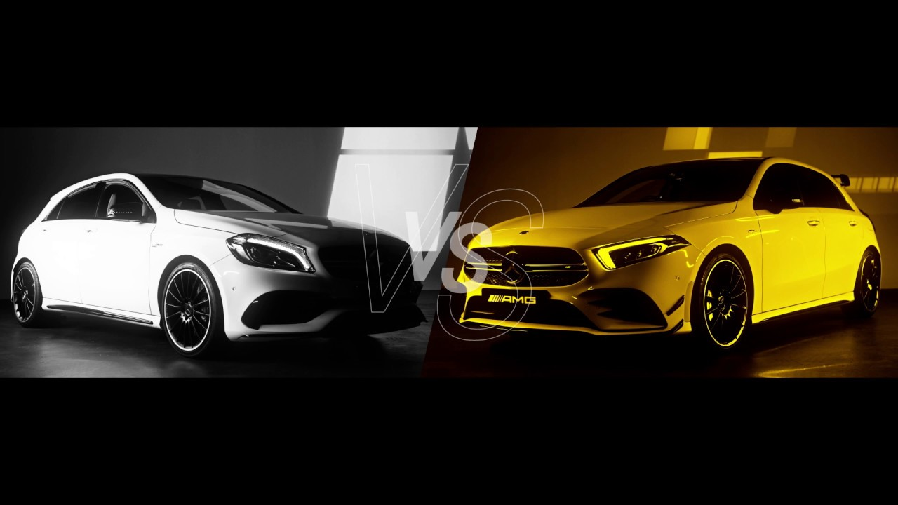 UNRIVALLED // SERIES TWO // A 35 2020 VS A 45 2019