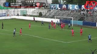 FATV 18/19 Fecha 27 - San Telmo 3 - Talleres 0