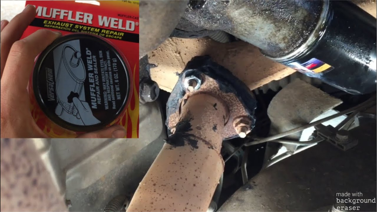 exhaust manifold leak repair under 10 budget