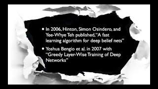 lec 08-2: 딥러닝의 기본 개념2: Back-propagation 과 2006/2007 '딥'의 출현