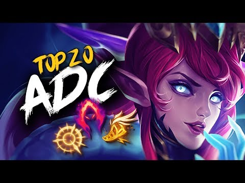 Top 20 ADC Plays #15 | League Of Legends